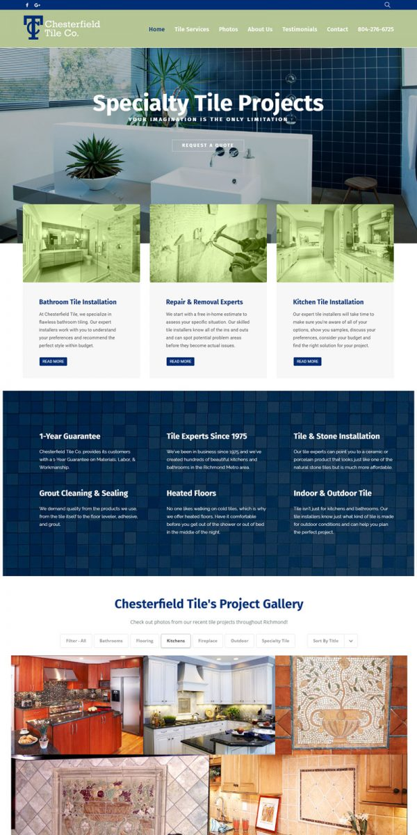 Chesterfield Tile Company