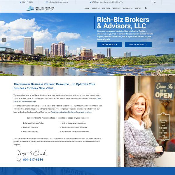 Rich-Biz Brokers & Advisors, LLC