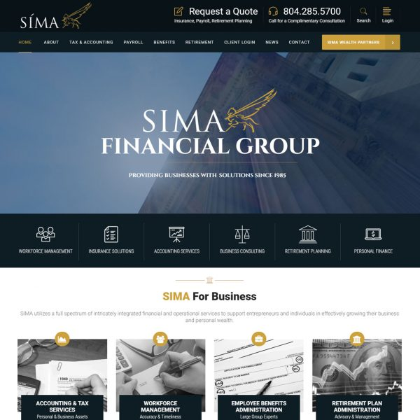 SIMA Financial Group