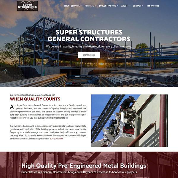 Super Structures General Contractors